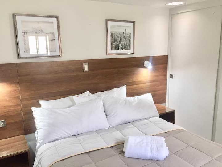 Centric and new apartment with AC in Miraflores