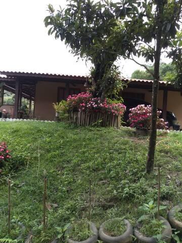 Casa aconchegante em Visconde de Mauá