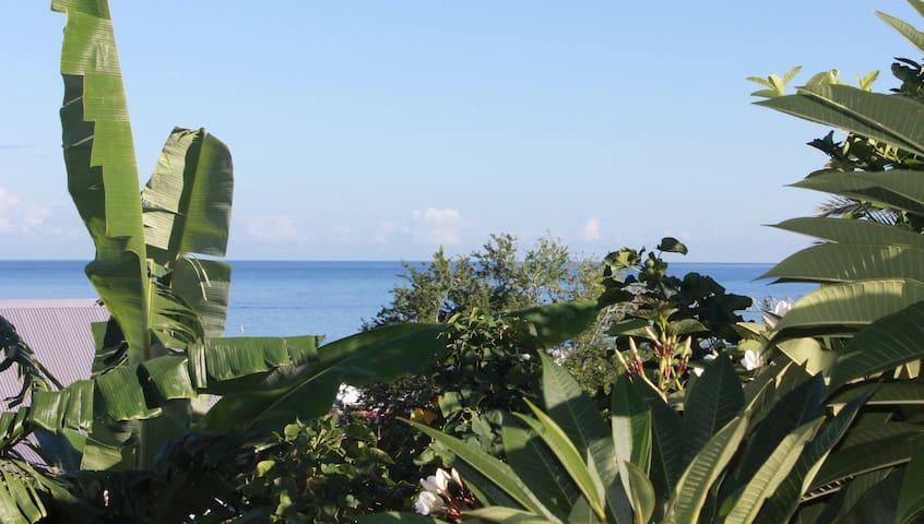 La Kaz'Aloha - Charmante maison vue sur mer