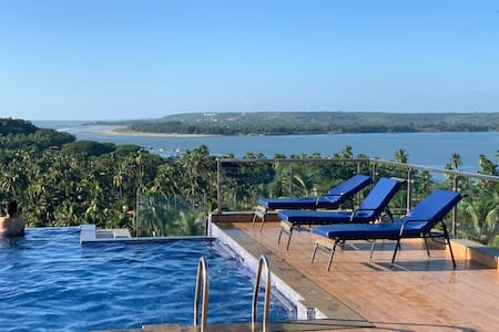 Amazing Infinity Pool Sea View! - 1 BHK by Kabella