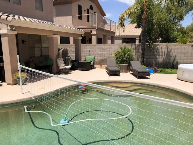 Room with Pool and ALL the Amenities