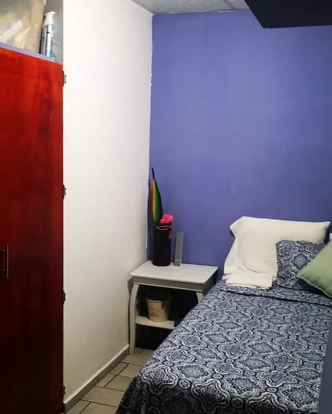 Confortable Habitación Metrocentro San Miguel