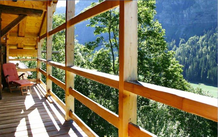 Morzine luxury chalet, sauna, ski/summer