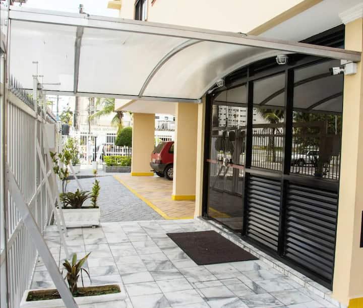 Apartamento aconchegante na Enseada-Guarujá