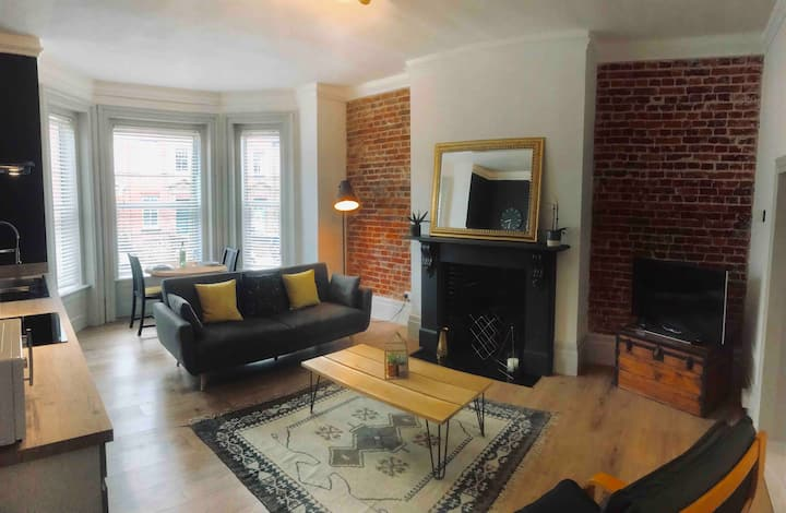 Luxury Norwich City Centre Apartment NR2