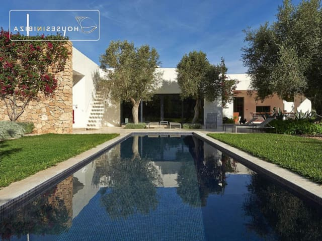 Charming Quiet Modern house pool - Sant Antoni de Portmany - Villa