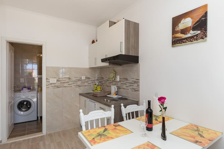 Olive - One Bedroom with Terrace&Partial Sea View