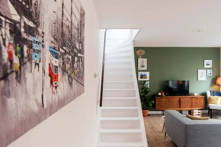 Room in Rooftop Loft near Vondelpark - Amsterdam
