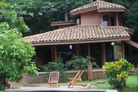 Casa Chile  Playa Carillo - Puerto Carrillo - Dom