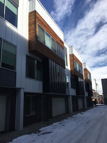 LoHi Townhouse with private rooftop!