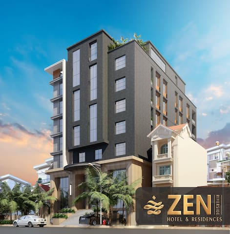 2 Bedroom Apartment-Zen Riverside Haiphong