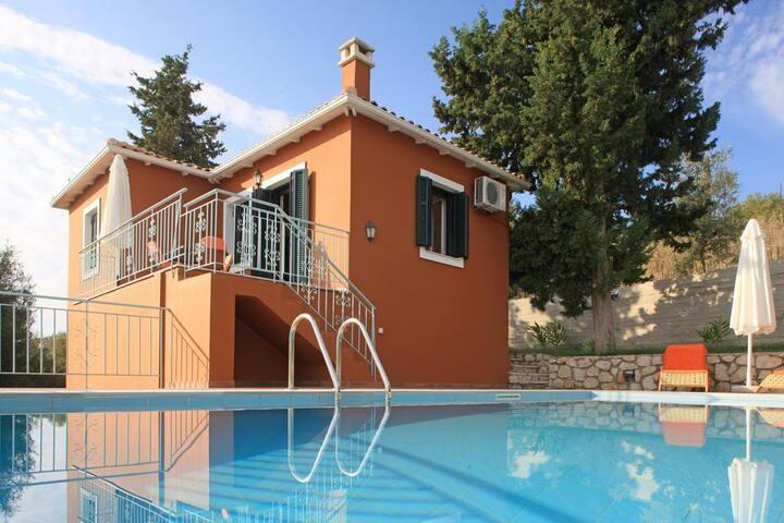 Villas in Katouna- Lefkada - Katouna - Casa de camp