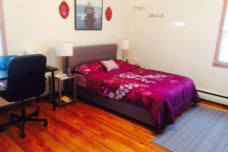 Beautiful cozy one bedroom - Linden