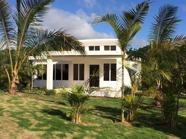 Lodge vue mer - Río San Juan - Hus