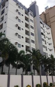 Apartamento aconchegante em área nobre de Palmas - Palmas