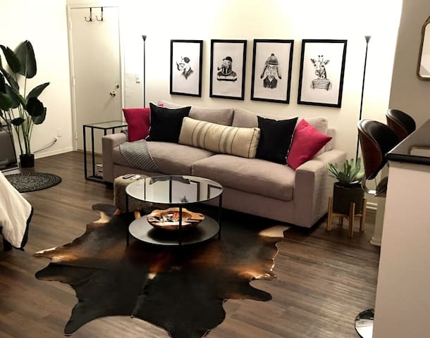 !!Cute Cozy Modern Studio Apt!! - Los Angeles - Appartement