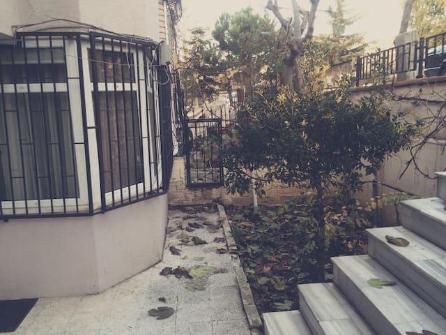 Bahçeli, müstakil, dublex... - Ümraniye - Talo