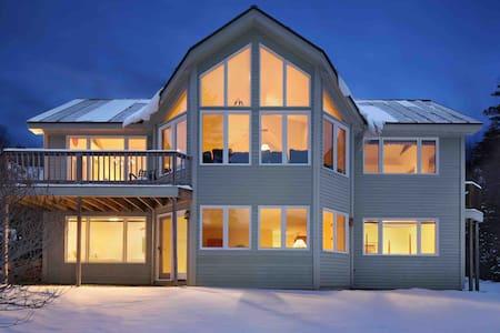 Private Home Located IN the Bretton Woods Ski Area