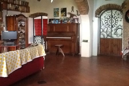 Splendida Toscana multiculturale - Aiale - 独立屋