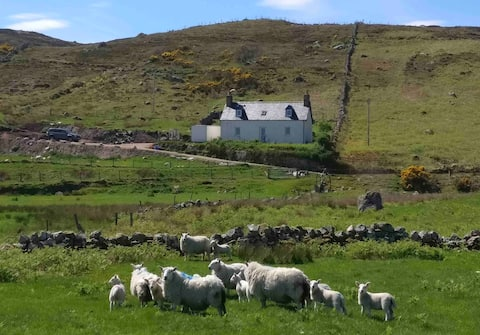 TIGH CEIT (Kate' s House) une maison de croft traditionnelle