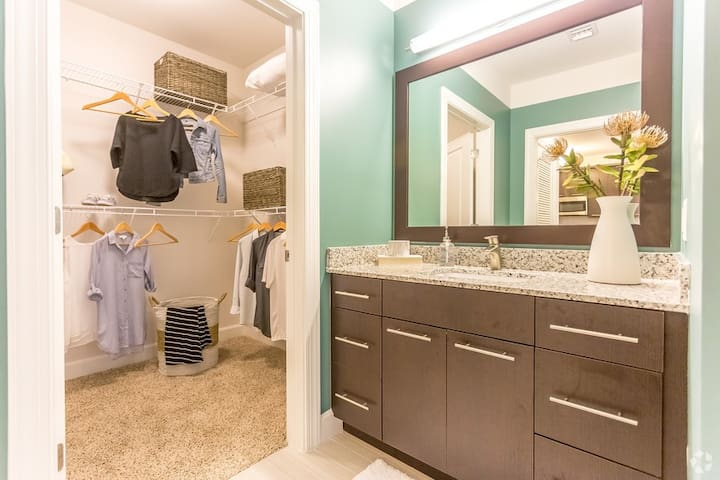 Luxury 1b1b apt near Coral Gables - Miami - Apartemen
