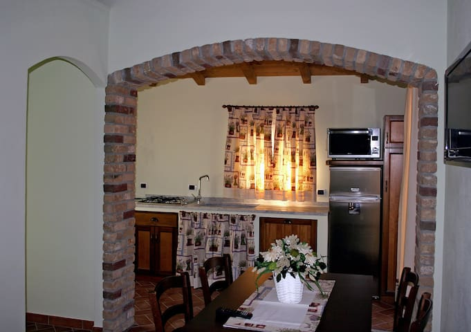 Casa Salvia - Diano Borello - Appartement