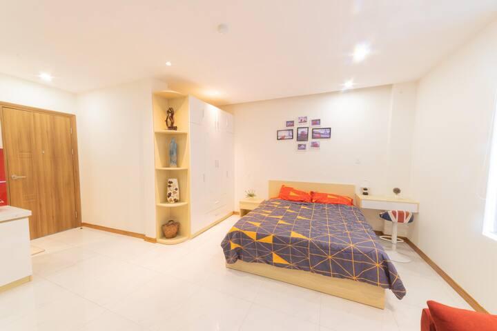 402 KHANG KHOA Apartment ✳ 3min walk han maker