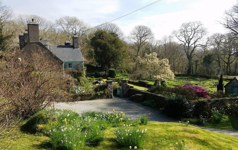 CARREGFELEN - Amazing Manor House - Gwynedd - House