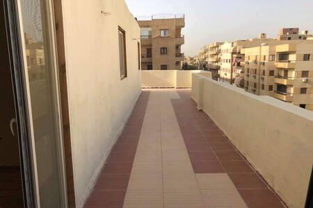 Hadayat al Ahram stunning three bed room +terrace