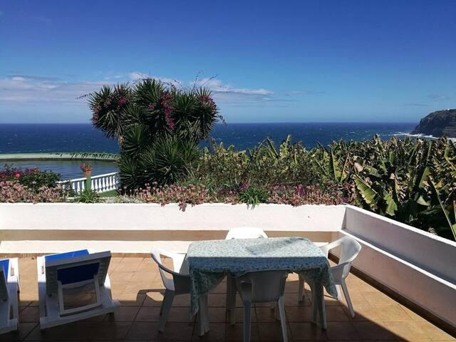 Apartment 3  (sea view) - Finca el Rincon