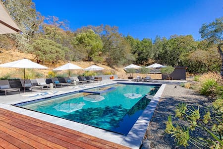 7-Acre Private Kenwood Retreat w/ Pool