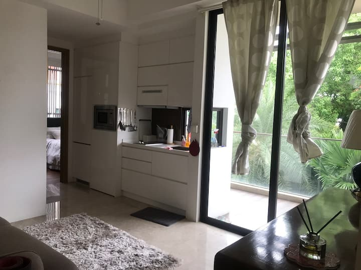 Cozy One Bedroom Condo Near Novena & Little India