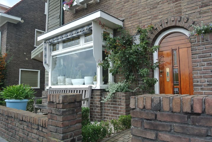 Sfeervol jaren-30 woning 's-Hertogenbosch'