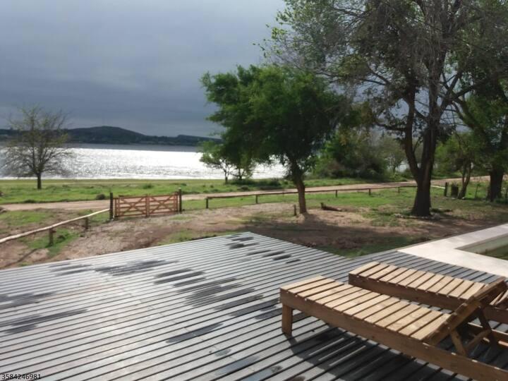 Frente al Lago con Piscina - CBA