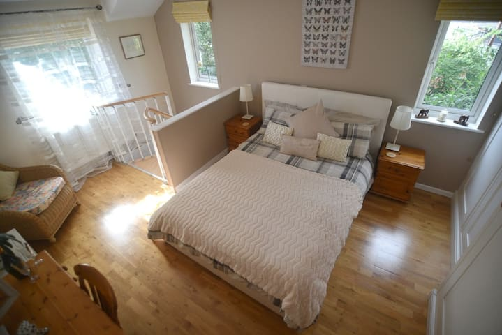 Near town centre, 1 bedroom annexe - Bury St Edmunds - Leilighet