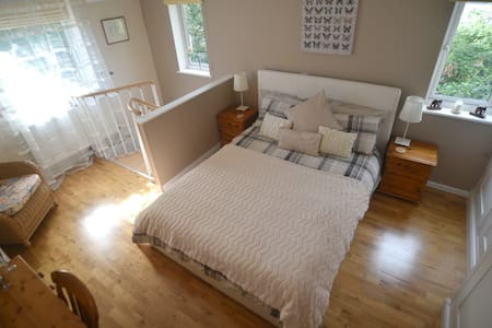 Near town centre, 1 bedroom annexe - Bury St Edmunds - Appartement