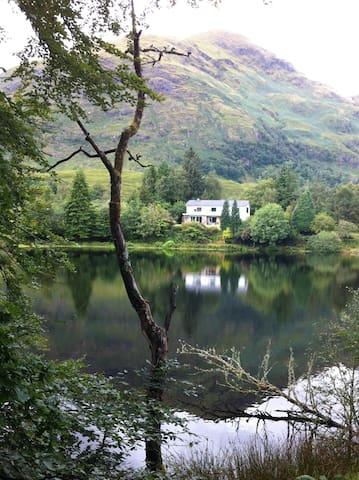 Druimluachrach - Highland Peace and tranquility