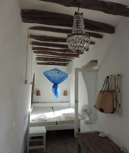 Charming little room in olive tree - Andros