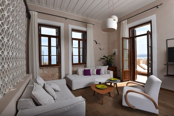 HARBOR ROOF SUITE - Chania - Bed & Breakfast