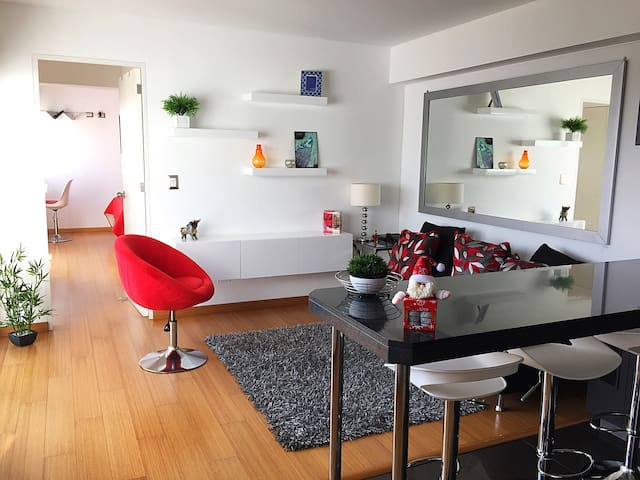Beautiful mini apartment, excelent location - Lince - Appartement
