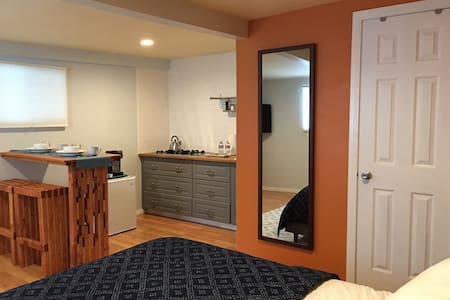 Comfortable Private Studio w Kitchen near DTLA - Los Angeles - Hus