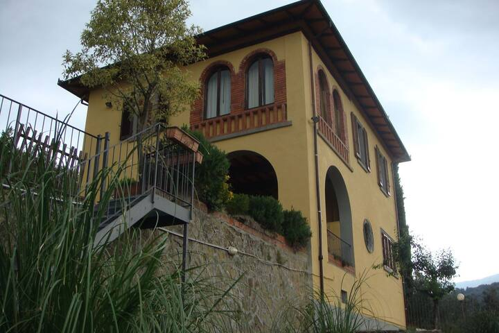 VILLA FABBRIOLA - Loro Ciuffenna - Villa