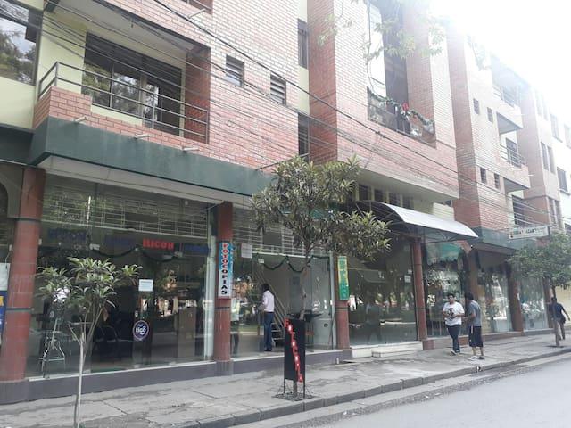 Edificio Geronimo