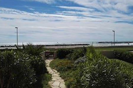 Appartement bord de plage avec jardin - Palavas-les-Flots