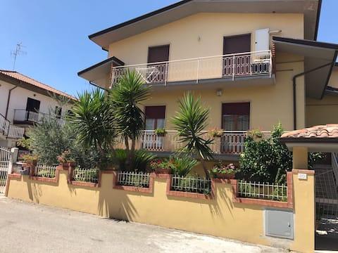 Nouvel appartement dans la villa