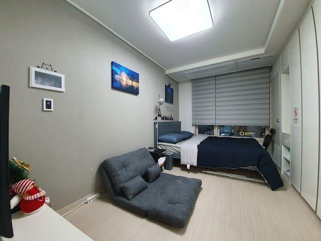 # NEW # Gangnam 1min  / Residence in Gangnam /WIFI