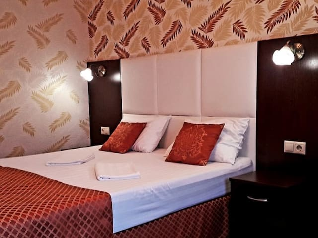 Double Room. Strass Hotel