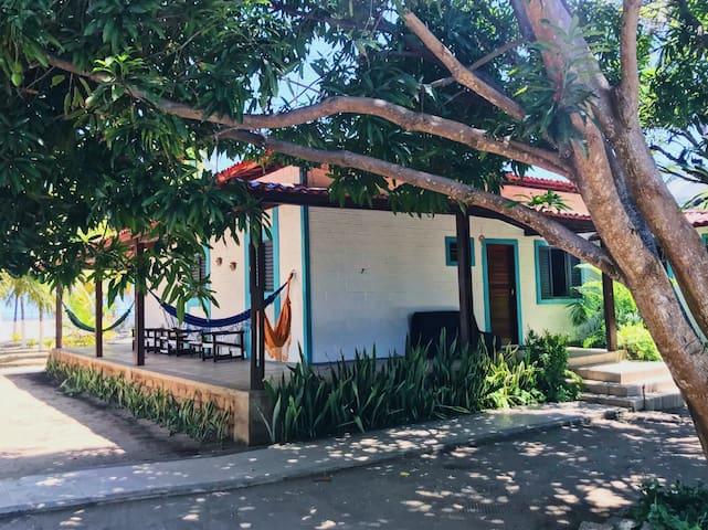 Manatee - Casa à Beira-Mar (Porto de Pedra - AL)