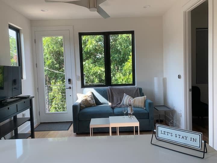 5* apartment in the heart of Zilker - walkable!
