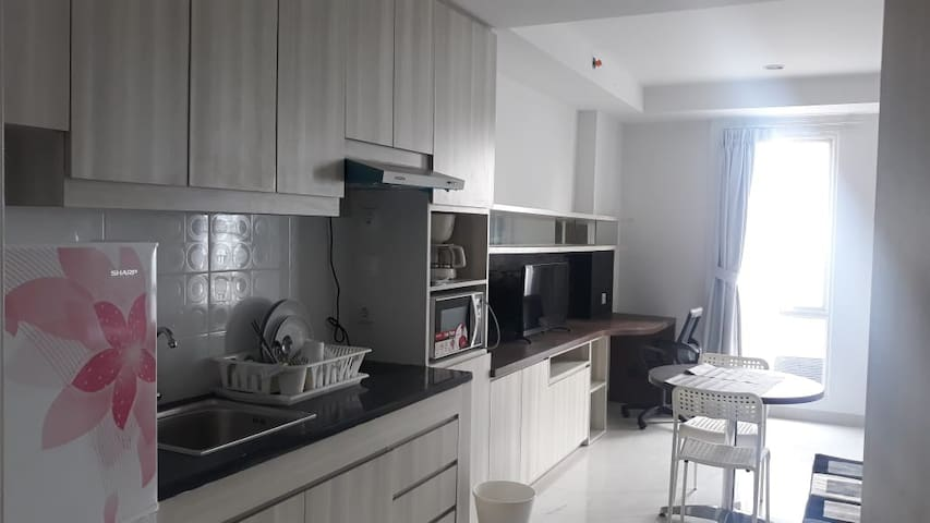 Clean and New apartment + Perfect facilities, loca